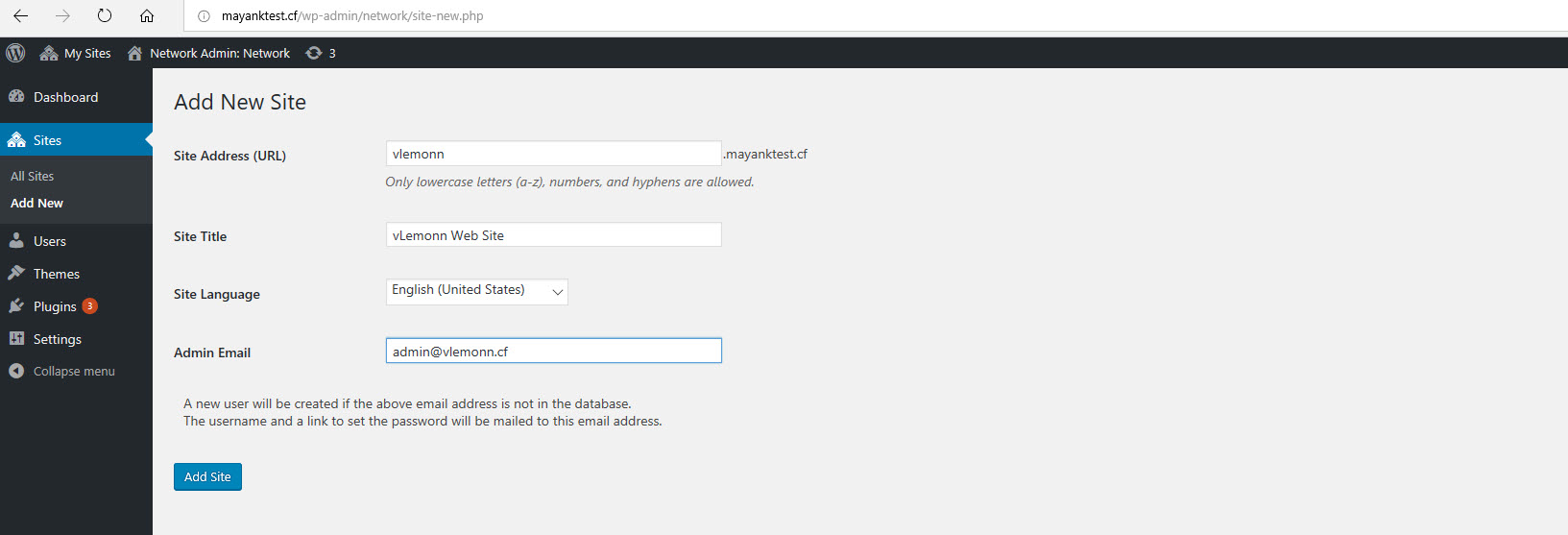 Host WorPress Multi Site on Google Cloud Compute Engine