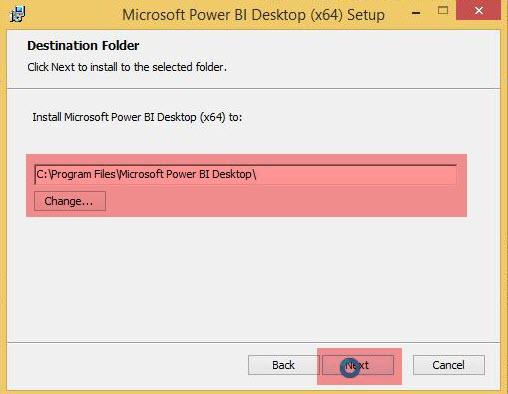 Install Power BI - vLemon com