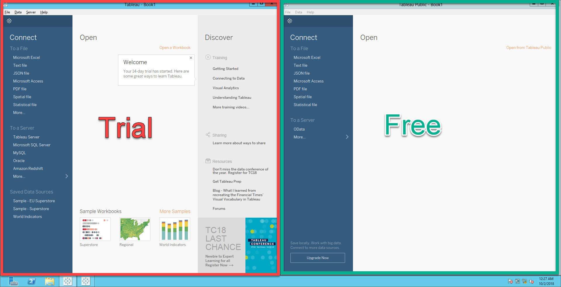 Tableau Desktop User Interface Explained - vLemon com